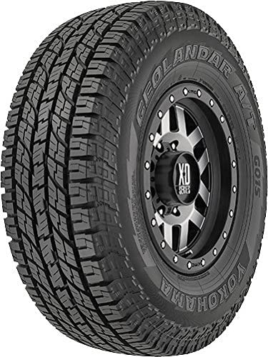 P235//70R16 104T Yokohama GEOLANDAR AT G015 All-Terrain Radial Tire