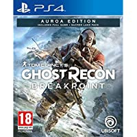 Tom Clancy's Ghost Recon Breakpoint Auroa Edition (PlayStation 4) - UAE Version
