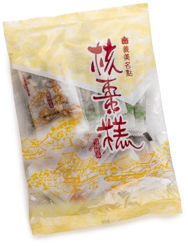 (I Mei Date& Walnut Cake, 14.11-Ounce Bags (Pack of 3) )