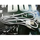 NEW White USB Cable Cord Line Lead Wire Charger for Beats by Dr.Dre Studio 2.0 Wireless Headphones