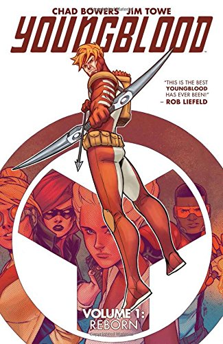 youngblood comic 1 - 2