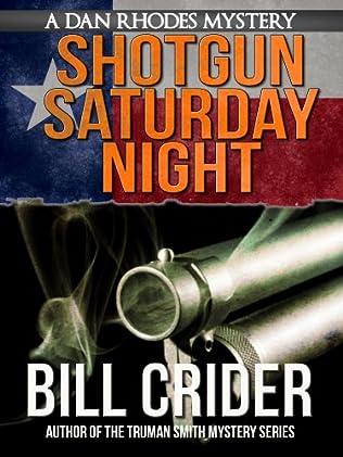 book cover of Shotgun Saturday Night