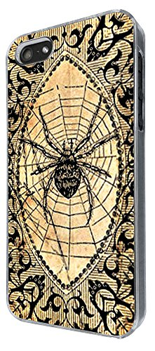 730 - Aztec Pattern Spider Web Design iphone 4 4S Coque Fashion Trend Case Coque Protection Cover plastique et métal
