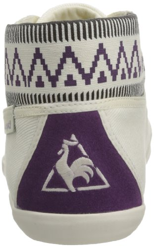 Le Coq Sportif 1310747_COQ - Zapatillas de tela para mujer Beige (Beige (Chaux/Summer Purple))