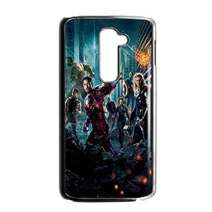 The Avengers FG0071207 Phone Back Case Customized Art Print Design Hard Shell Protection LG G2