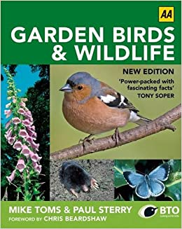 BTO Garden Birds & Wildlife