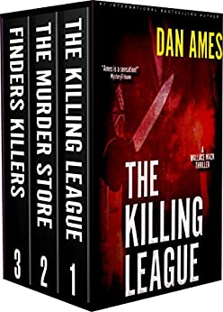 The Wallace Mack Thriller Collection: Wallace Mack Thrillers #1, #2 & #3 by [Ames, Dan]