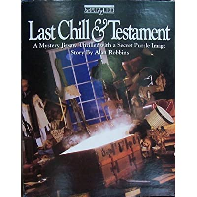 Last Chill and Testament by Bepuzzled: Toys & Games