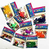 6 Bags Water Crystals BAGS JELLY BEADS- WATER CRYSTALS