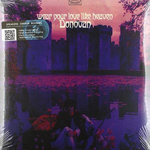 Vinilo : Donovan - Wear Your Love Like Heaven (LP Vinyl)