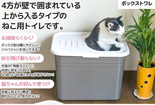 Petmate-Top-Entry-Litter-Pan