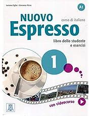 Nuovo Espresso: Libro studente 1: Vol. 1