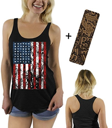 Awkwardstyles American Distressed Racerback Bookmark product image