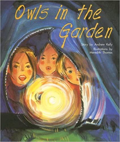 Book Rigby PM Collection: Individual Student Edition Gold (Levels 21-22) Owls In the Garden