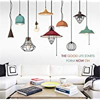 Wall stickers, bedroom and hall wall stickers, Exquisite and stylish PVC wallpaper