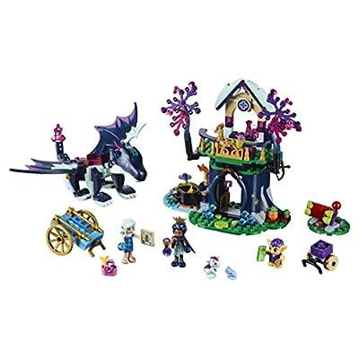 Lego Elves: Rosalyn's Healing Hideout 41187: Toys & Games