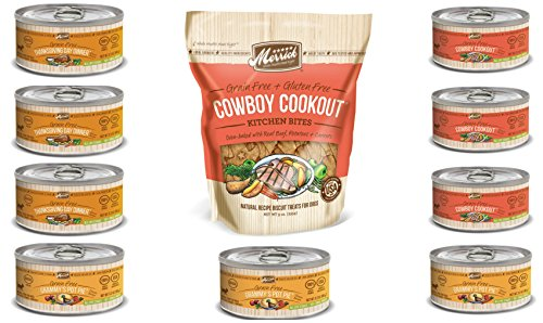 Merrick Cowboy Cookout Dog Food Reviews