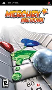 Mercury Meltdown - PlayStation Portable