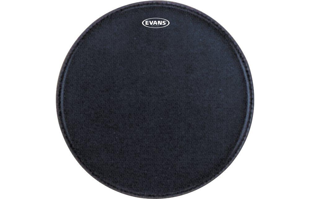 Evans Hydraulic Black Drum Head, 13 Inch - TT13HBG Evans Heads