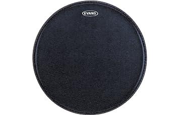 "Evans 18/"" Hydraulic Black Drum Head TT18HBG"