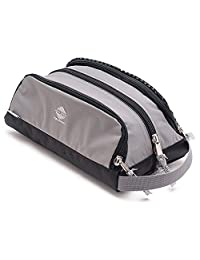 Aqua Quest Chameleon Accessory Bag - Water Resistant - Grey