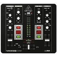 Behringer VMX100USB 2 Channel DJ Pro Mixer