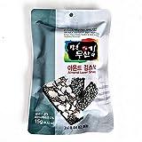 Musankim Organic Seaweed Snack with Almonds 15g x 10packs