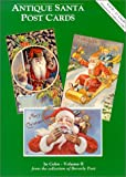 Antique Santa Postcards II