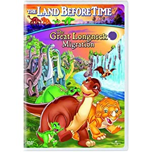 The Land Before Time X - The Great Longneck Migration (2003)