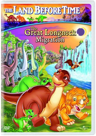The Land Before Time X - The Great Longneck Migration (Before Time Set Land Dvd)