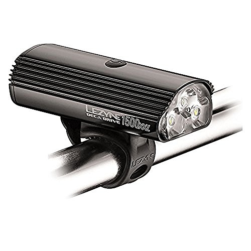 Lezyne Deca Drive 1500 XXL Loaded Headlight Kit
