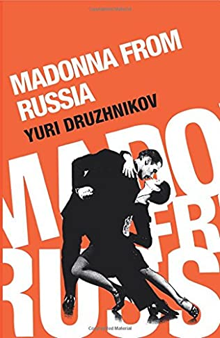 book cover of Madonna from Russia