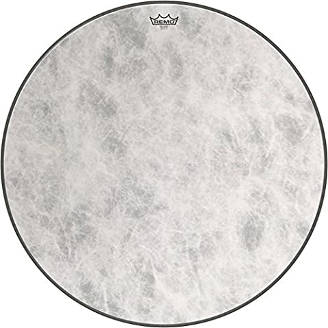 Remo FD1528-00 28-Inch Fiberskyn Diplomat Bass Drum Head (Remo Diplomat Snare Side Head)