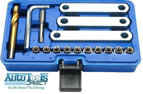 Brake Caliper Thread Repair Kit VAG VW Vauxhall Astra Ford Focus & More Mekanik
