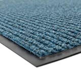 Notrax 109S0046BU Brush Step Entrance Mat, for Home