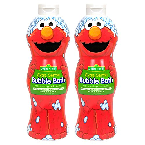 Sesame Street Extra Gentle Bubble