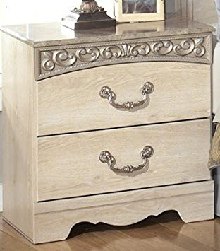 opulent furniture. Opulent White Night Stand By Ashley Furniture I