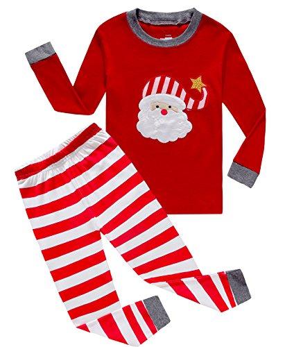 Boys Girls Christmas Pajamas Toddler Sleepwear Kids Pjs - Import ...