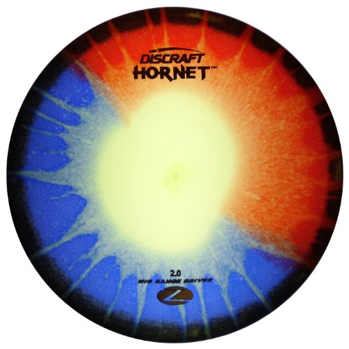 Discraft Hornet Elite Z Fly Dye Golf Disc, 167-169 ()