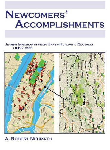 NEWCOMERS' ACCOMPLISHMENTS