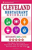 Cleveland Restaurant Guide 2018: Best Rated Restaurants in Cleveland, Ohio - 500 Restaurants, Bars and Cafés recommended for Visitors, 2018