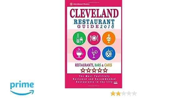 Cleveland Restaurant Guide 2018 Best Rated Restaurants In