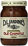 D.L. Jardines Ole' Chipotle Salsa 16 oz(Pack of 12)