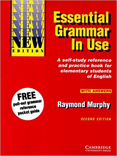 R. Murphy essential grammar in use with answers (new edition).