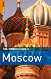 Front cover for the book The Rough Guide to Moscow by Dan Richardson