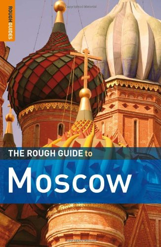 The Rough Guide to Moscow 5 (Rough Guide Travel Guides)