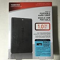 TOSHIBA Portable Hard Drive 1 TB USB 3.0