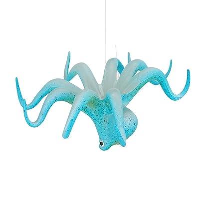Piebo Equipos Accesorios Octopu Acuario Paisaje Diseño Decorativo