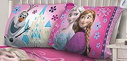 Disney Frozen Nordic Floral Pillowcase