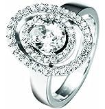 Pierre Cardin Damen-Ring Astre Sterling-Silber 925